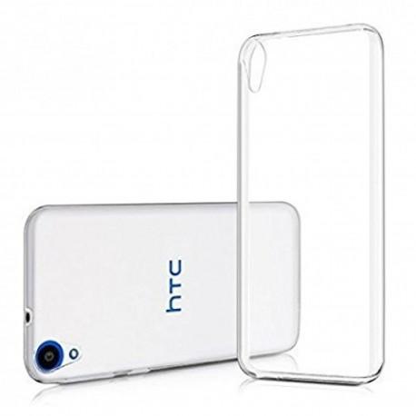 HTC Desire 830 – Etui slim clear case przeźroczyste