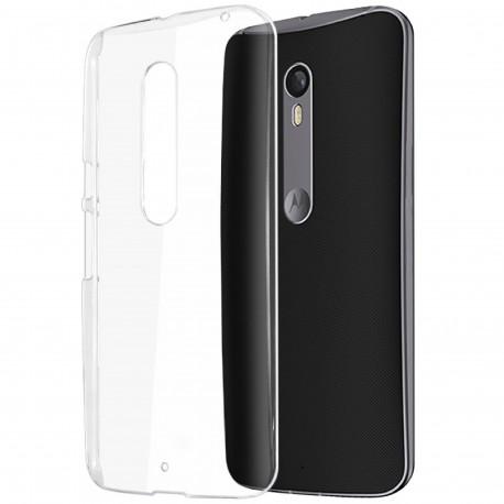 Lenovo (Motorola) Moto X Style – Etui slim clear case przeźroczyste