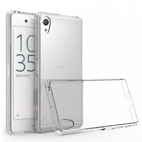 Sony Xperia Z1 – Etui slim clear case przeźroczyste