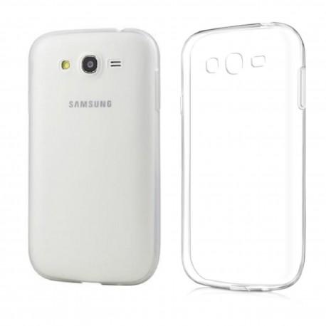 Samsung Grand Neo - Etui slim clear case przeźroczyste
