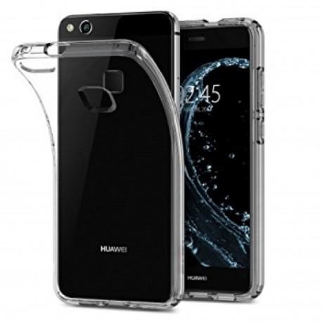 Huawei P10 Lite - Etui slim clear case przeźroczyste