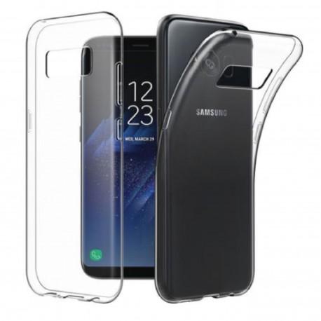Samsung Galaxy S8 Plus - Etui slim clear case przeźroczyste