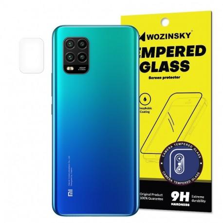 Wozinsky Camera Tempered Glass szkło hartowane 9H na aparat kamerę Xiaomi Mi 10 Lite