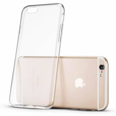 Żelowy pokrowiec etui Ultra Clear 0.5mm iPhone 12 mini przezroczysty