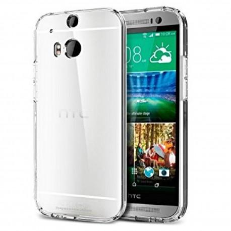 HTC M8 – Etui slim clear case przeźroczyste
