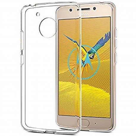 Lenovo (Motorola) Moto G5 – Etui slim clear case przeźroczyste